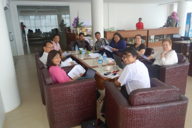 1.Preparation Meeting